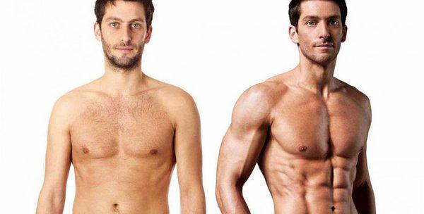 Cần tăng cơ hay giảm mỡ trước