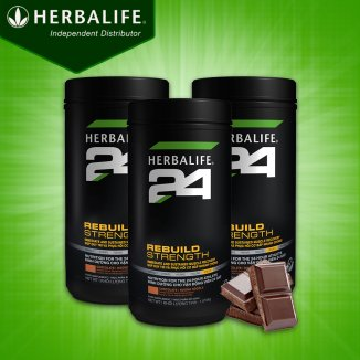 Herbalife 24 Rebuild Trength – sản phẩm sau tập luyện H027