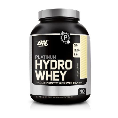 Sữa dinh dưỡng thể hình ON Platinum Hydrowhey 3.5 Lbs
