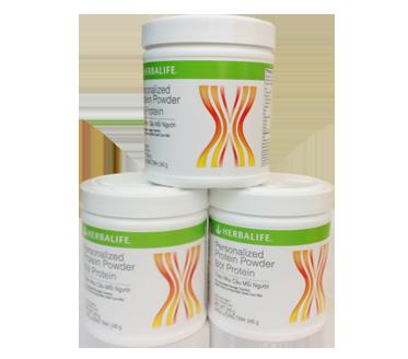 Thực phẩm bổ sung Bột Herbalife F3 cho người ăn kiêng