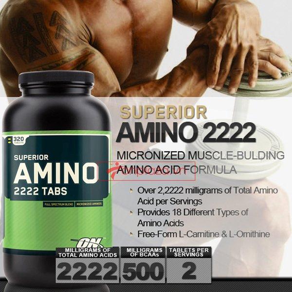 Amino mang lại nhiều lợi ích trong quá trình tập luyện
