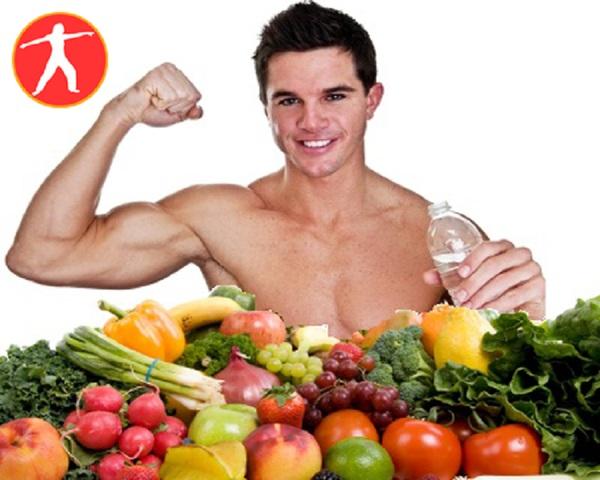 Ăn gì để lên cân nhanh cho người tập thể hình