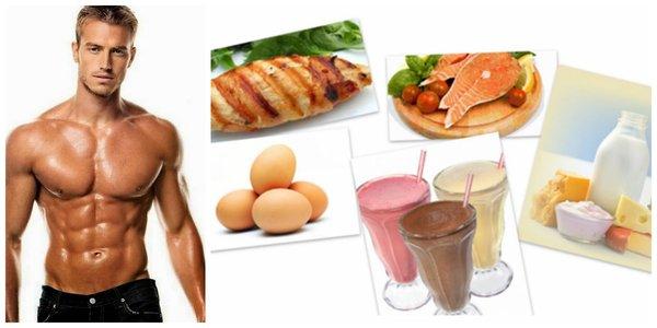Ăn uống đúng cách giúp tăng cơ bắp hiệu quả