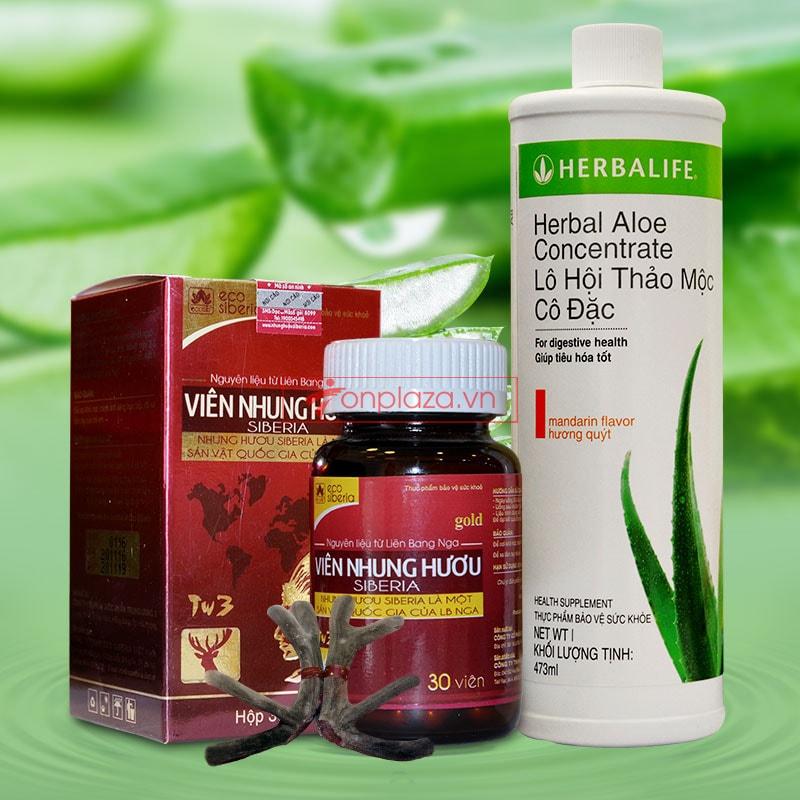 Bộ tăng cân Việt Pháp số 1 tốt cho tiêu hóa giúp tăng cân nhanh chóng