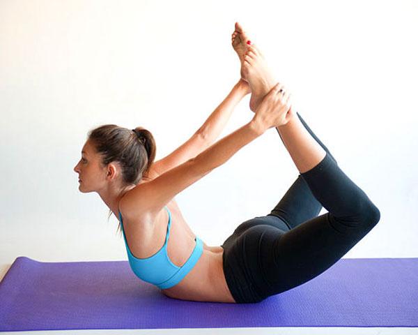 Tập Yoga thư thái tinh thần, giảm cân hiệu quả