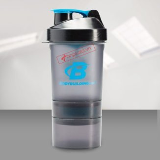 Bình Bodybuilding SmartShake V2 20 Oz (600 ml)