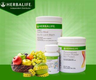 Bộ ba giảm cân Herbalife cơ bản