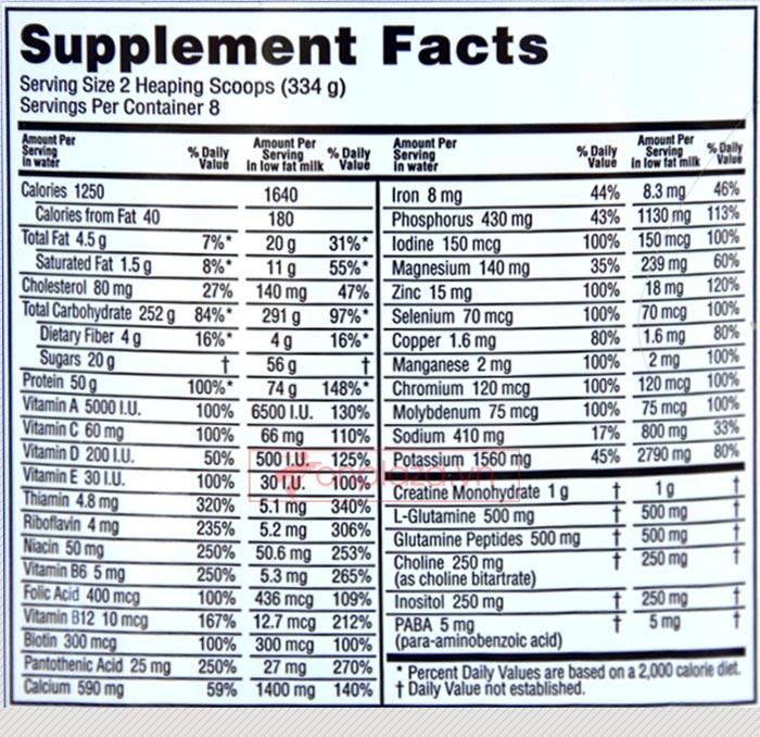 Bộ sản phẩm sữa tăng cân cao cấp Mass, sâm, nhung  8