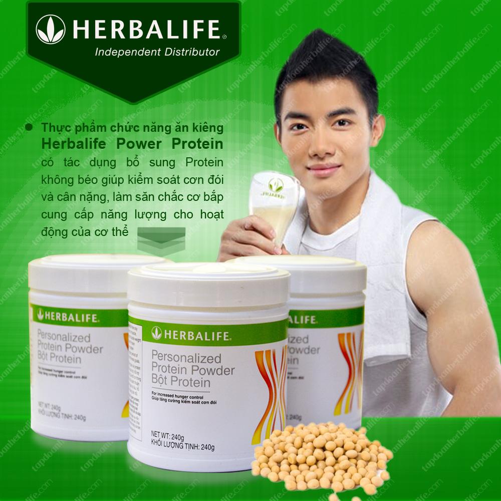 Thực phẩm bổ sung Protein cho người ăn kiêng Herbalife F3