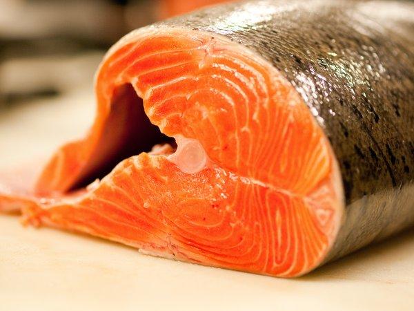 cá là thực phẩm quan trọng với người tập thể hình