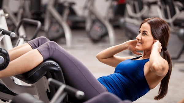 có nên tập gym buổi sáng để tăng cân?