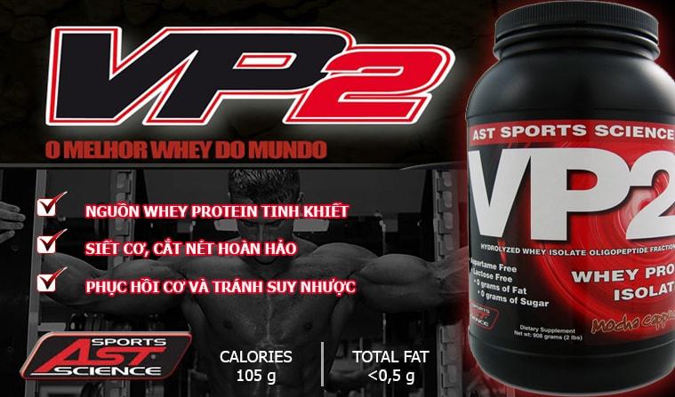 Công dụng của sữa tăng cơ VP2 3