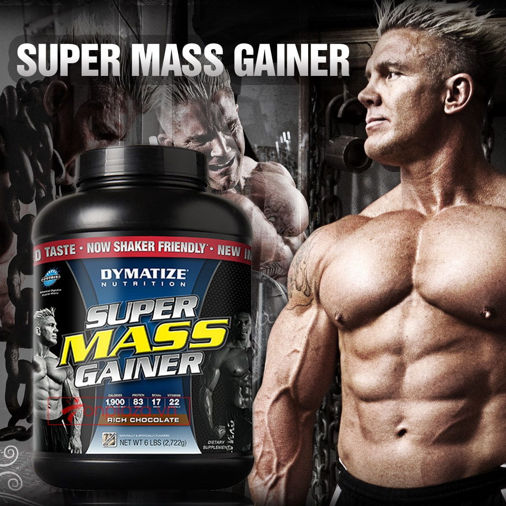 Dymatize Supper Mass Gainer 6lbs (2,27kg) 2