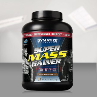 Dymatize Supper Mass Gainer 6lbs (2,27kg)
