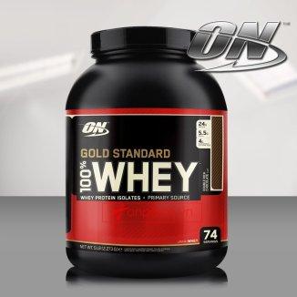 Sữa tăng cơ Protein Gold standard 100 % whey 5lbs TH014