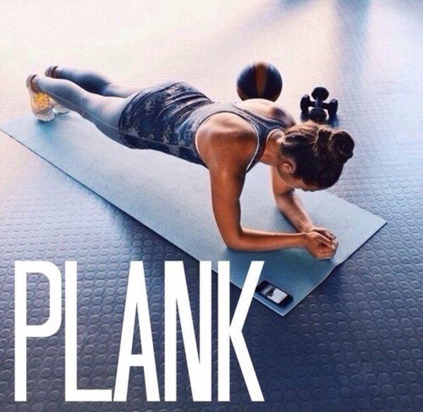 Hướng dẫn tập Plank - bài tập thần thánh cho vòng 2 săn chắc