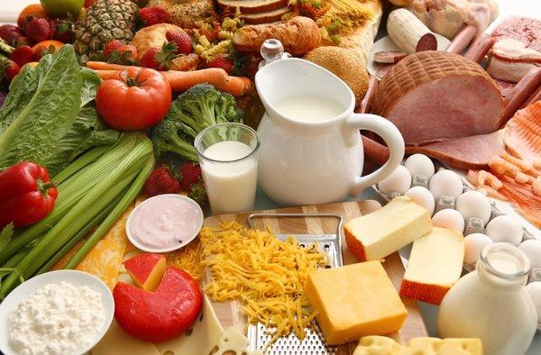 Lựa chọn các loại thực phẩm tốt cho cơ