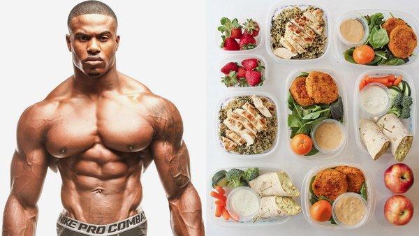 Nam giới nên lên thực đơn cụ thể cho việc giảm cân