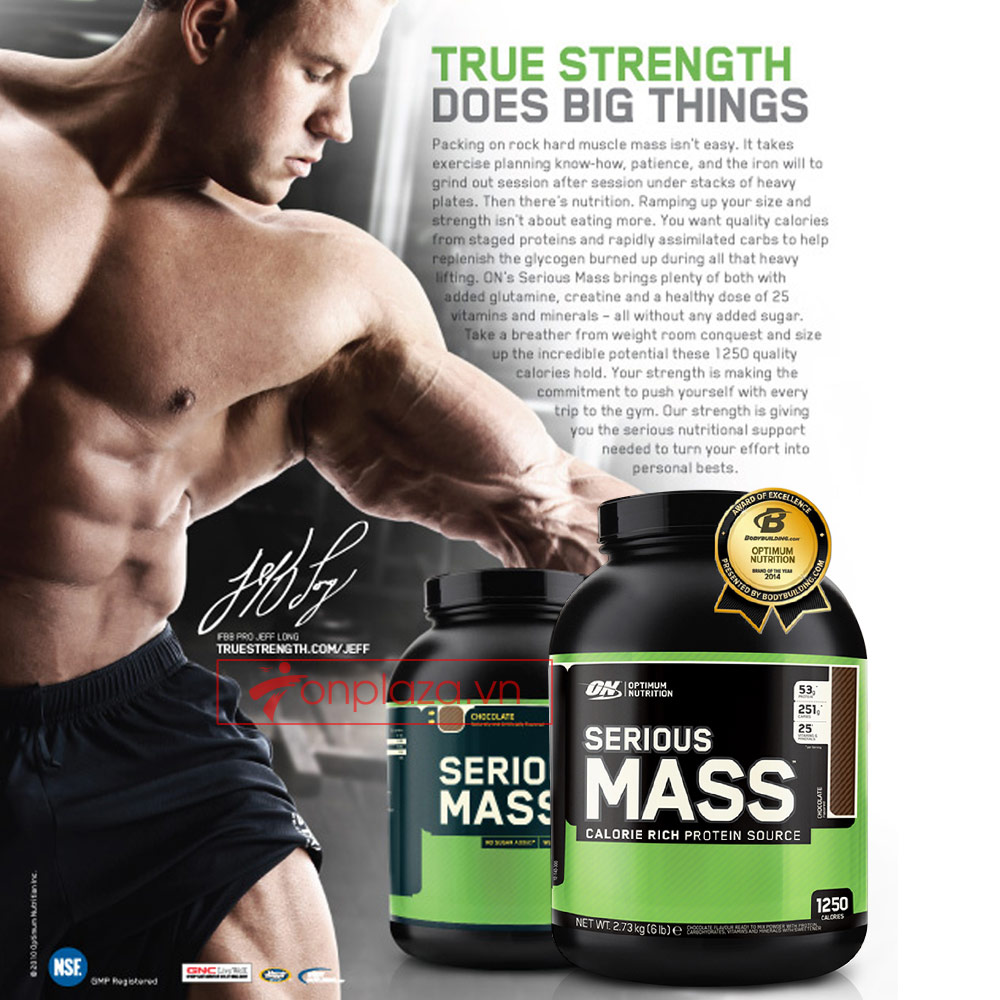 Serious mass 6lbs4 TH001