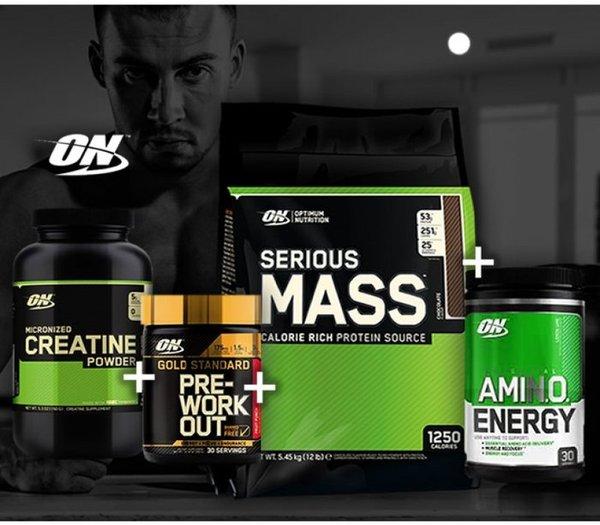 serious mass là giải pháp tăng cơ tối ưu