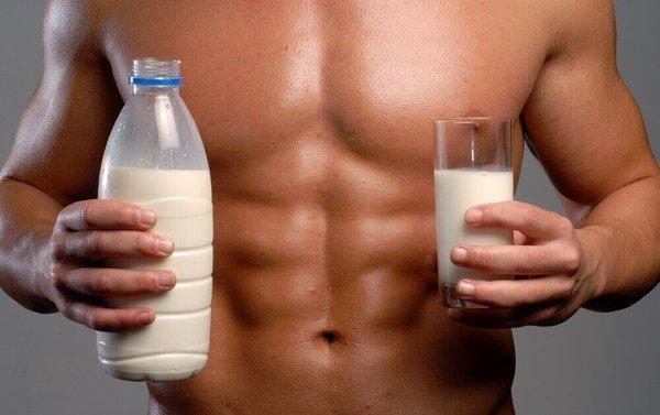 Sử dụng sữa thể hình tùy theo mục đích của bản thân