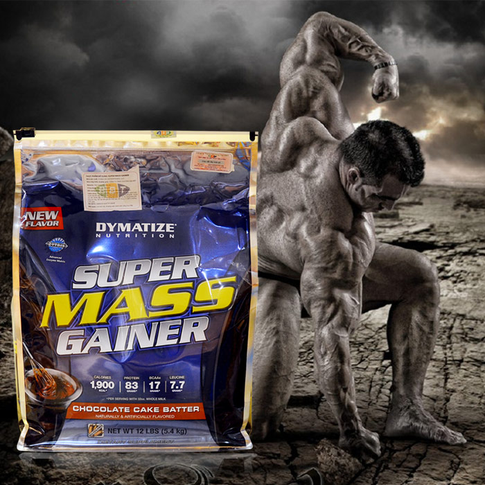 Super Mass gainer 5.5kg TH031 2