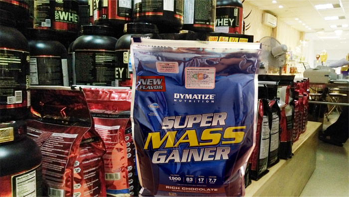 Super Mass gainer 5.5kg TH031 6