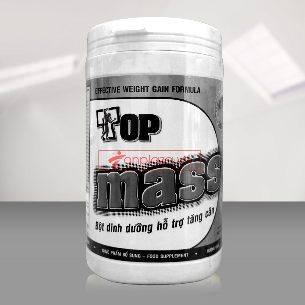 Tác dụng của Top mass đối với những người muốn tăng cường cơ bắp