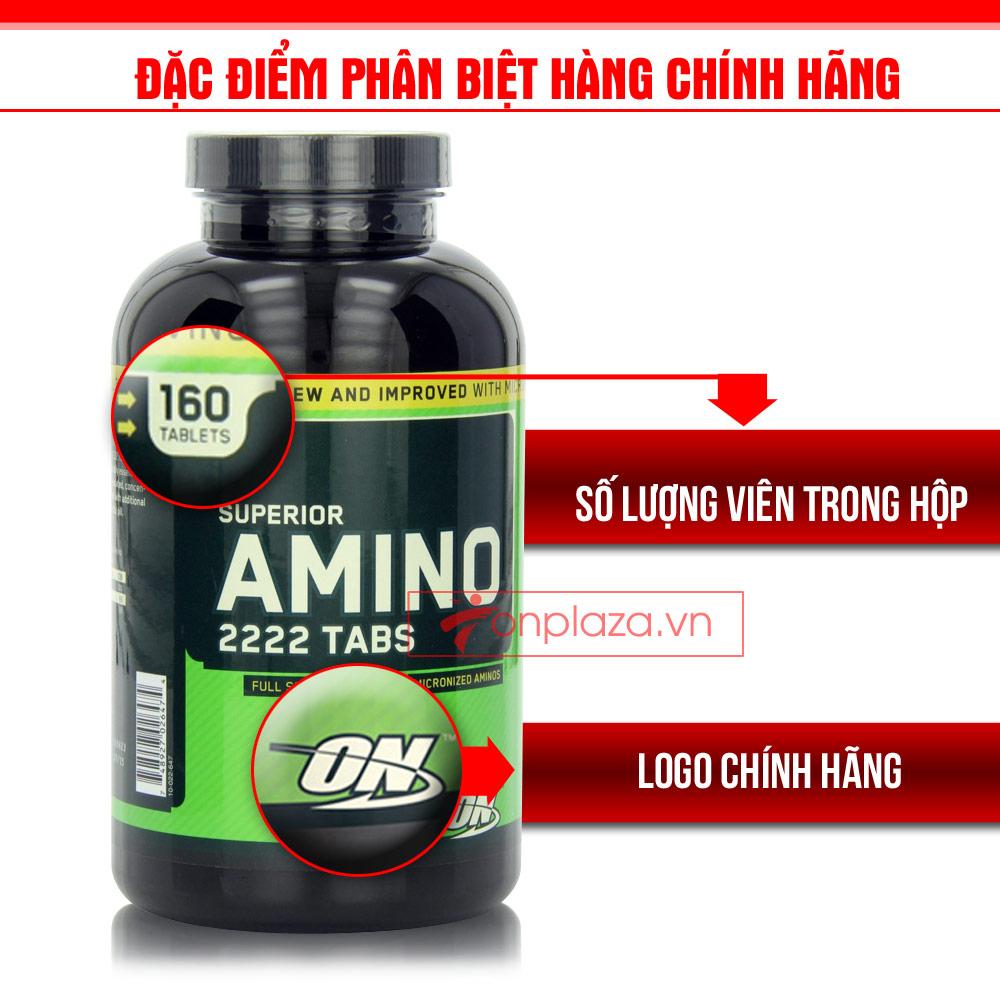 Thuốc tăng cơ amino có tác dụng gì?