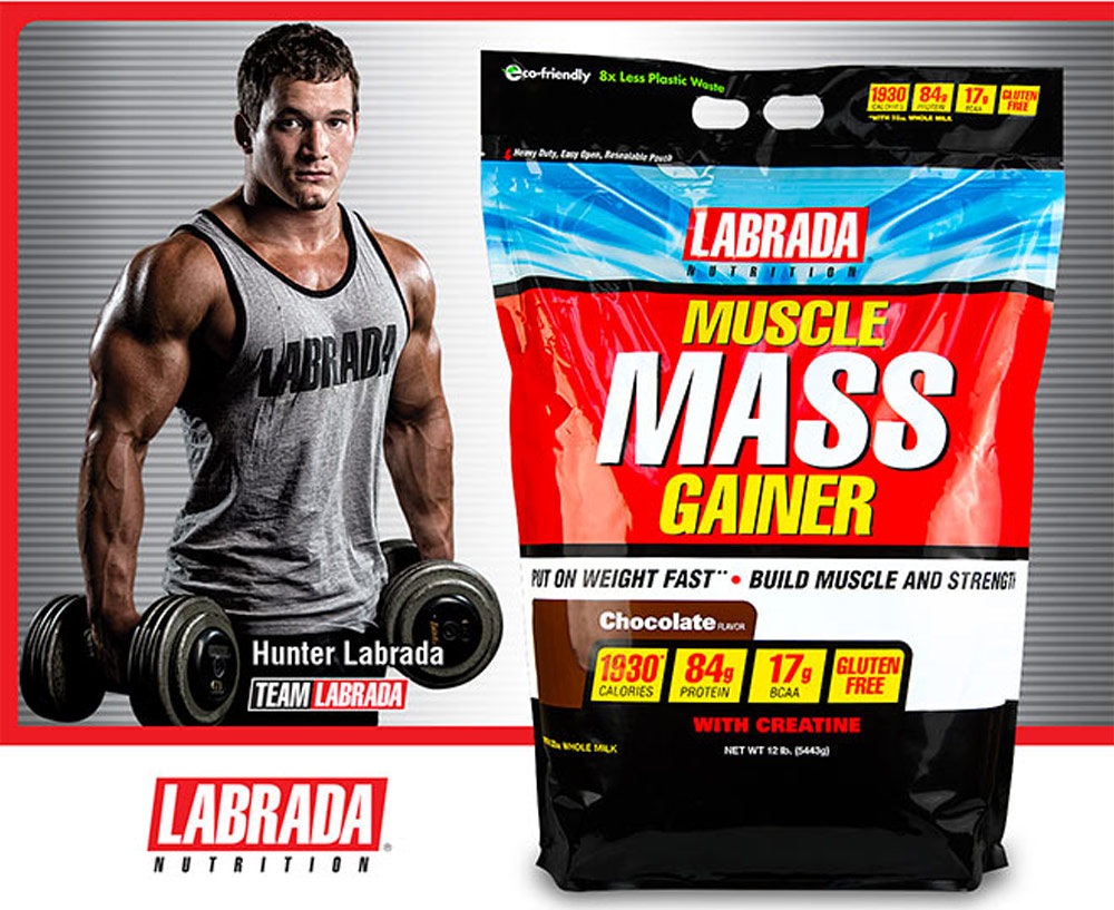 Tăng cơ Muscle Mass Gainer TH030 2