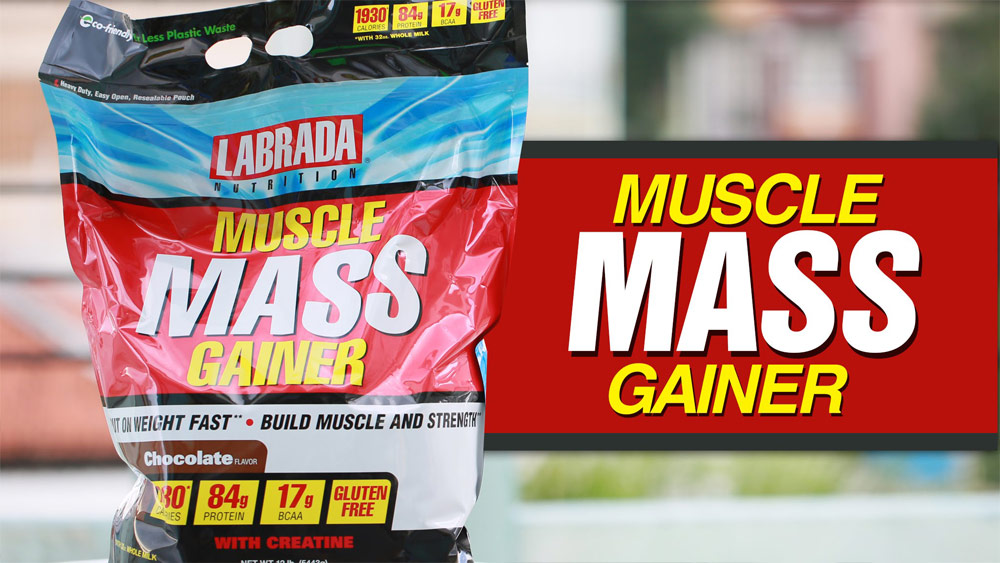 Tăng cơ Muscle Mass Gainer TH030 5