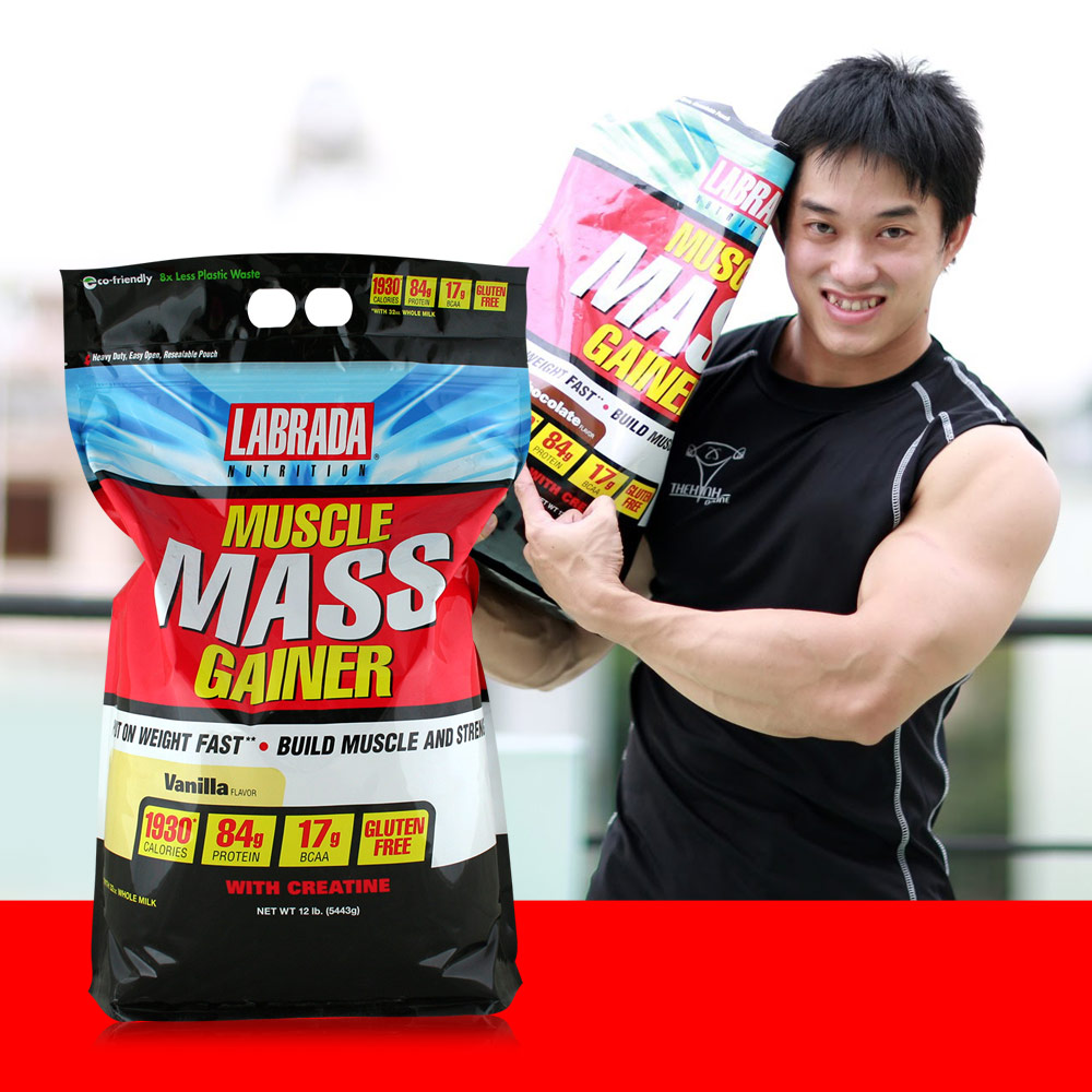 Tăng cơ Muscle Mass Gainer TH030 7