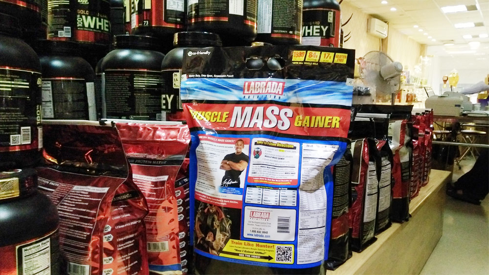 Tăng cơ Muscle Mass Gainer TH030 8