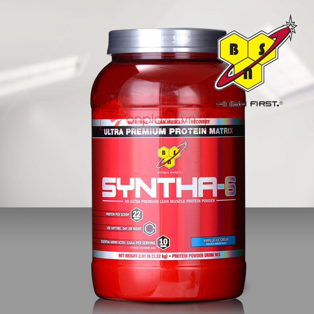 Protein tổng hợp BNS Tăng cơ syntha 6 4lbs TH023