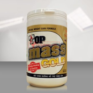 Sữa tăng cơ Top mass Gold TH021