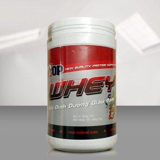 Sữa tăng cơ Top Whey Th022