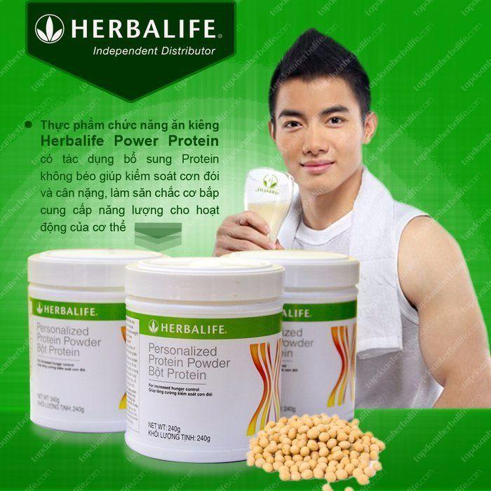 thực phẩm ăn kiêng Herbalife Protein F3 tốt cho việc giảm cân