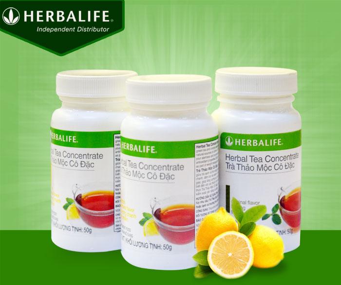 Herbal tea concentrate-Trà thảo mộc cô đặc giảm cân Herbalife