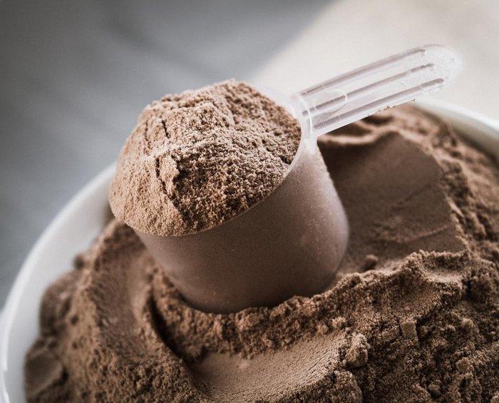 whey protein đem lại hiệu quả tăng cân tăng cơ rất tốt