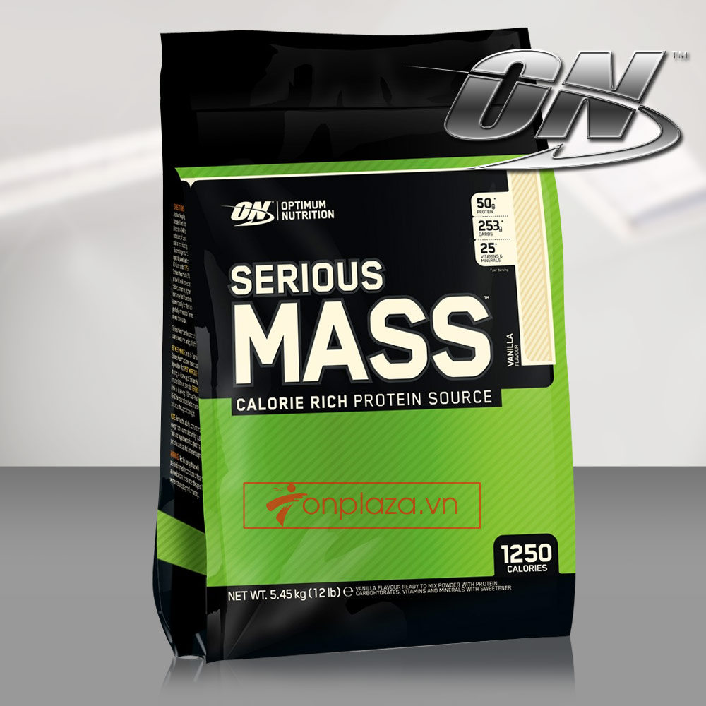 Sa Tng C Serious Mass Cao Cp Sn Phm Cn An Ton Ca M 12lbs Optimum Nutrition Th002